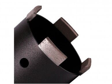 82mm Deimantinis grąžtas rozetėms BAUMESSER DDS-W KRONE PRO M16 3