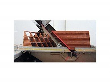 Plytų ir blokelių pjovimo stalas CARAT P-7010 LASER 3
