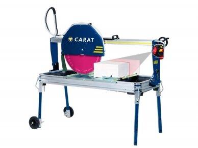 Plytų ir blokelių pjovimo stalas CARAT P-7010 LASER