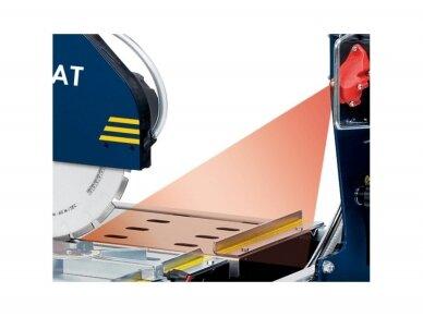 Plytų ir blokelių pjovimo stalas CARAT P-7010 LASER 2
