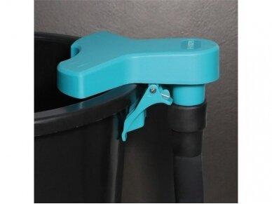 Dulkių nusiurbimo adapteris maišytuvo talpai BIHUI 2