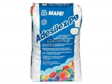 Adesilex P9 (C2TE) white cementiniai klijai (balti)