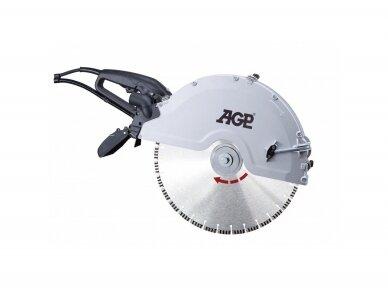 AGP C16 Rankinė pjaustyklė 2