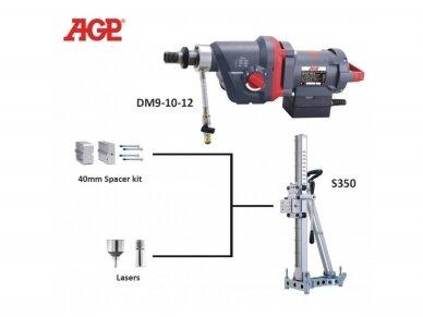 AGP S350+DM12 Deimantinio gręžimo įranga 2