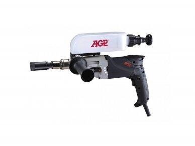 Deimantinis plytelių gręžtuvas AGP TC402
