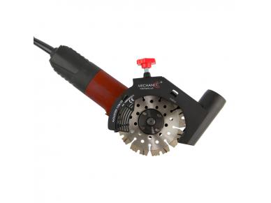 MECHANIC AirDUSTER v2.0 (115-125 mm) Priedas dulkių nusiurbimui