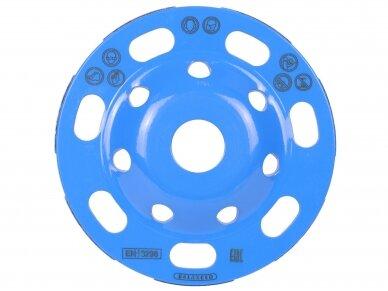 125MM DISTAR ROTEX Betono šlifavimo diskas 2