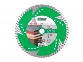 230MM DISTAR TURBO ELITE DUO Deimantinis diskas pjovimui ir šlifavimui