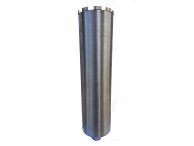 32 - 600 mm Turbo Wave deimantinė karūna betonui 2