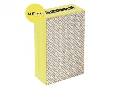 Deimantinė šlifavimo kempinėlė 400# BIHUI