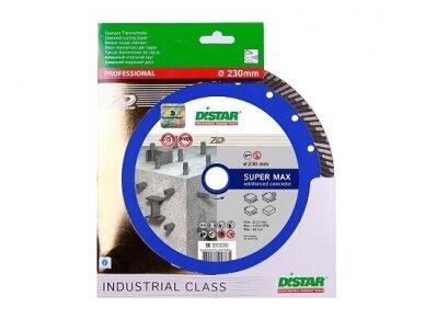 230MM DISTAR SUPER MAX Deimantinis diskas armuotam betonui 4