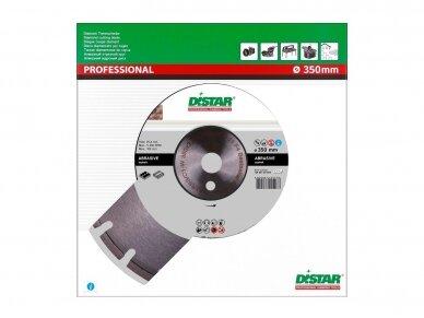 300 MM DISTAR BESTSELLER ABRASIVE F4 Deimantinis diskas asfaltui 3