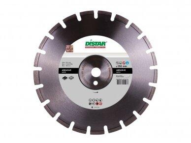 350 MM DISTAR BESTSELLER ABRASIVE F4 Deimantinis diskas asfaltui