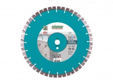300MM DISTAR TECHNIC ADVANCED Deimantinis diskas betonui