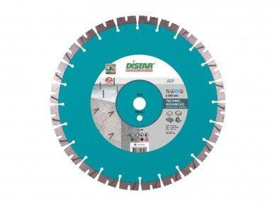 350MM DISTAR TECHNIC ADVANCED Deimantinis diskas betonui