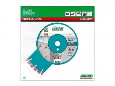 400MM DISTAR TECHNIC ADVANCED Deimantinis diskas betonui 4