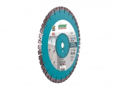 400MM DISTAR TECHNIC ADVANCED Deimantinis diskas betonui 2
