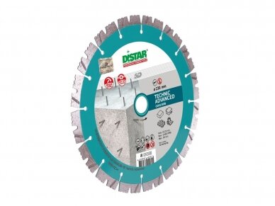 230MM DISTAR TECHNIK ADVANCED Deimantinis diskas betonui 2