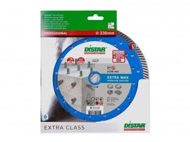 230MM DISTAR TURBO EXTRA MAX Deimantinis diskas betonui, gelžbetoniui 3