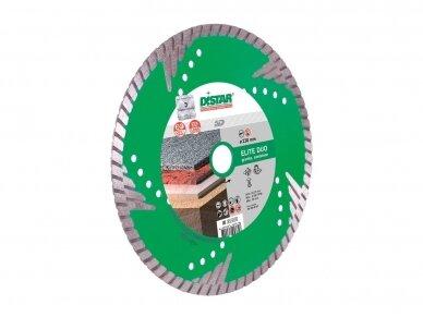 230MM DISTAR TURBO ELITE DUO Deimantinis diskas pjovimui ir šlifavimui 3