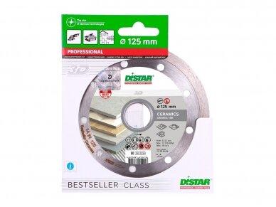125MM DISTAR BESTSELLER CERAMICS Deimantinis diskas plytelėms 3