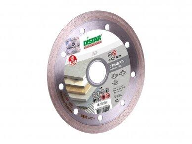 125MM DISTAR BESTSELLER CERAMICS Deimantinis diskas plytelėms 2