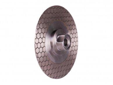 115MM DISTAR EDGE DRY Deimantinis diskas plytelėms 5