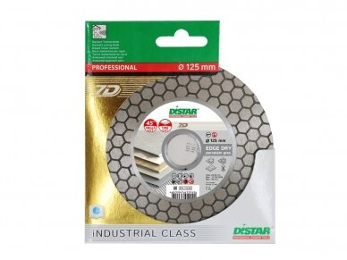 125MM DISTAR EDGE DRY Deimantinis diskas plytelėms 4