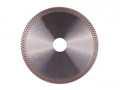 125MM BAUMESSER PRO GRES šlifavimo / pjovimo akmens masei, keramikai 5