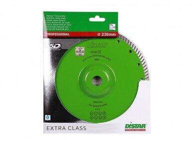 230MM DISTAR TURBO ELITE ACTIVE Deimantinis akmens pjovimo diskas su flanšu 2