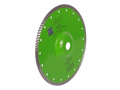 230MM DISTAR TURBO ELITE ACTIVE Deimantinis diskas su flanšu akmeniui ir granitui pjauti 4