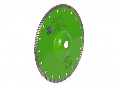 230MM DISTAR TURBO ELITE ACTIVE Deimantinis akmens pjovimo diskas su flanšu 4