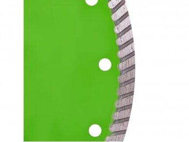 230MM DISTAR TURBO ELITE ACTIVE Deimantinis akmens pjovimo diskas su flanšu 6