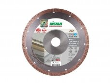 250MM DISTAR HARD CERAMICS ADVANCED Deimantinis diskas plytelėms