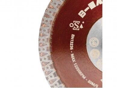 125MM BIHUI B-MASTER Deimantinis diskas 2