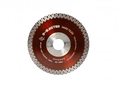 125MM BIHUI B-MASTER Deimantinis diskas