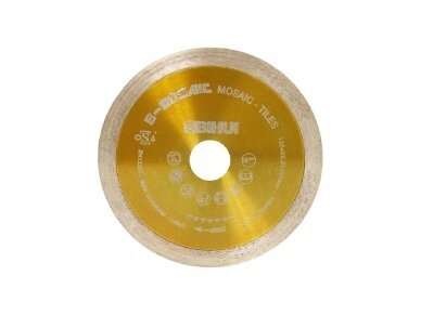 125MM BIHUI B-MOSAIC Deimantinis diskas