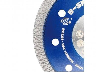 125MM BIHUI B-SPEEDY Deimantinis diskas 2