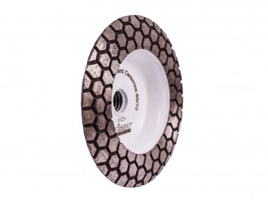 DISTAR 100 HARD CERAMICS Deimantinis plytelių šlifavimo diskas 2