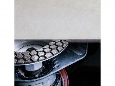 DISTAR 100 HARD CERAMICS Deimantinis plytelių šlifavimo diskas 5