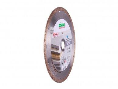 250MM DISTAR HARD CERAMICS ADVANCED Deimantinis diskas plytelėms 2