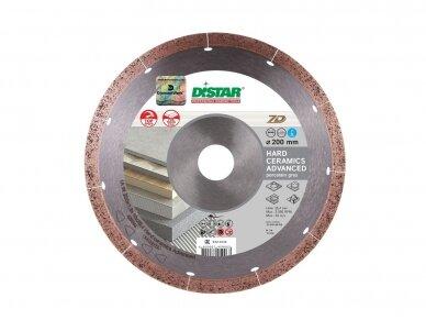 230MM DISTAR HARD CERAMICS ADVANCED Deimantinis diskas plytelėms