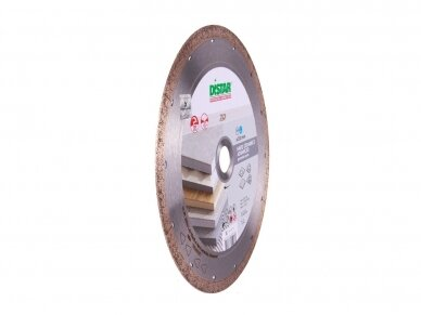 230MM DISTAR HARD CERAMICS ADVANCED Deimantinis diskas plytelėms 2