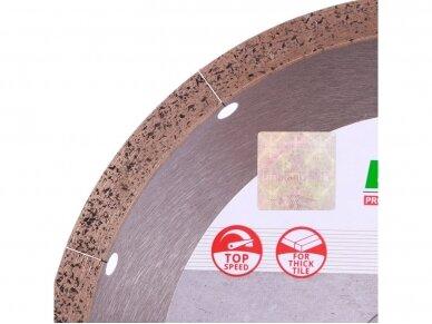 180MM DISTAR HARD CERAMICS ADVANCED Deimantinis diskas plytelėms 3