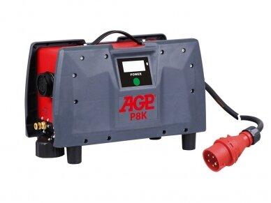 AGP P8K Elektrinis maitinimo šaltinis