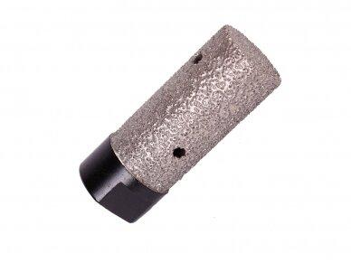 Pirštinė freza Baumesser Contour PRO 10mm, 25mm, 50mm