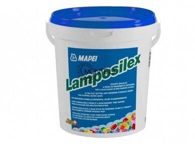 Lamposilex hidraulinis rišiklis