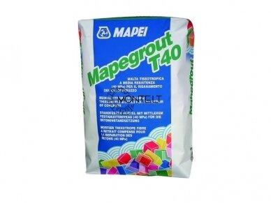 Mapegrout T40 tiksotropinis skiedinys