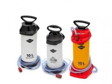 Slėginis vandens bakas, plastikinis 10L MESTO 3570W 2