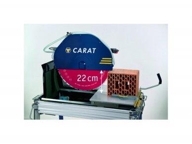 CARAT T-5010 LASER Pjaustymo stalas 2